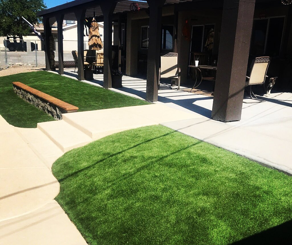 Do It Yourself Turf in Lake Havasu City